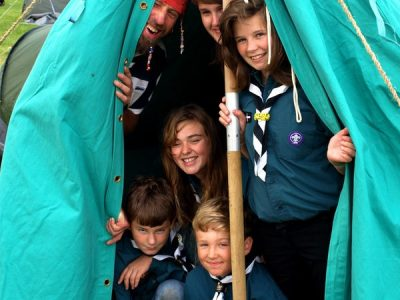 Kernow Scout Camp 2017