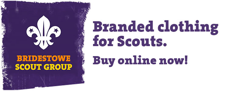 Bridestowe Scout Group Clothing