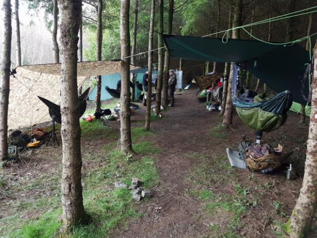 Scout Bushcraft Camp 2018