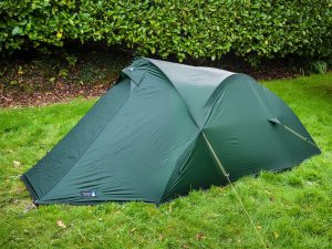 Scout Camp Tent