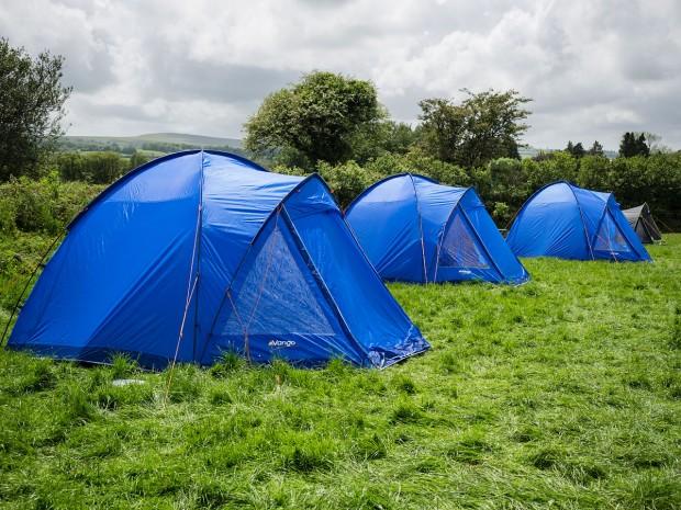 Bushcraft Camp Foxcombe