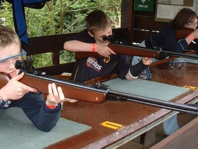 Cub Camp Shooting form
